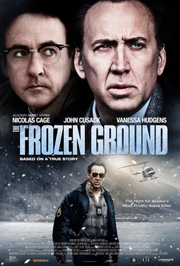 The Frozen Ground (2013) Full Movie Poster