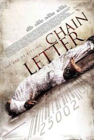 Chain Letter (2009) Full Movie Poster