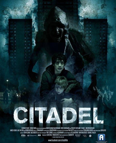 Citadel (2012) Full Movie Poster