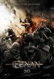Conan the Barbarian (2011) Full Movie Poster