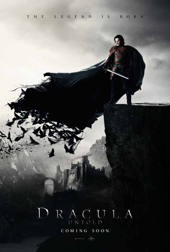 Dracula Untold (2014) Full Movie Poster