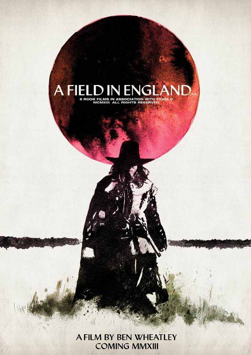 A Field in England (2013) Full Movie Poster