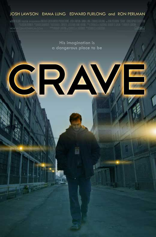 Crave (2012) Full Movie Poster