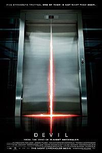 Devil (2010) Full Movie Poster