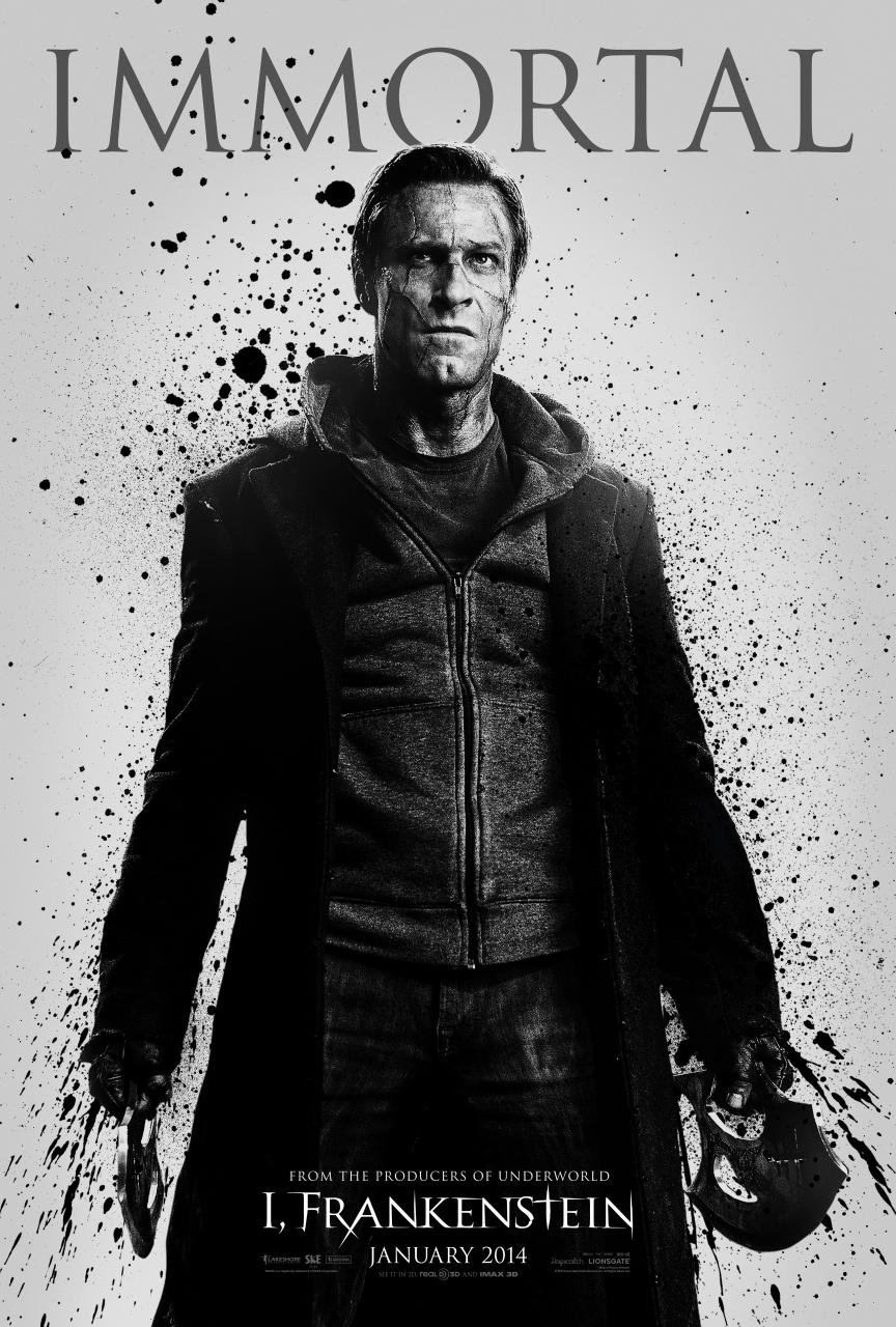 I, Frankenstein (2014) Full Movie Poster