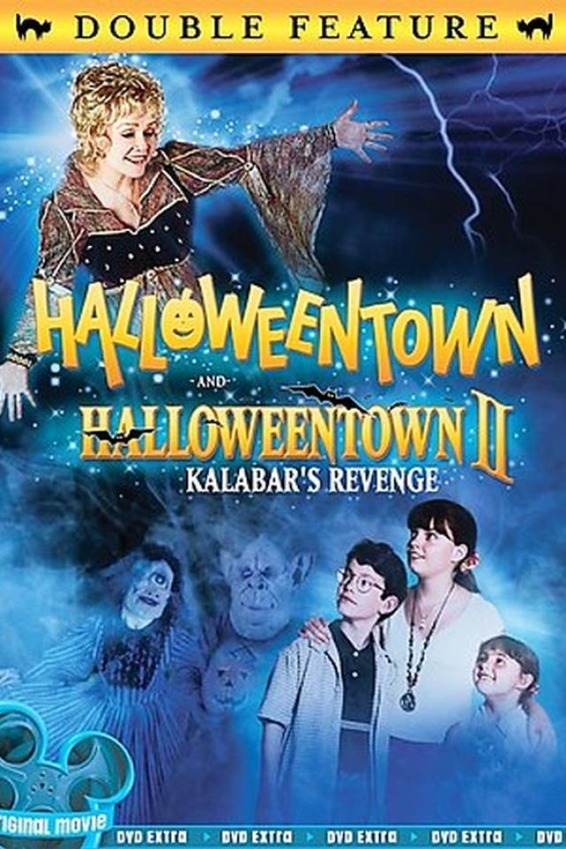 Halloweentown (1998) Poster