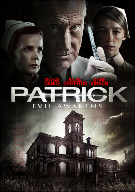 Patrick: Evil Awakens (2013) Full Movie Poster