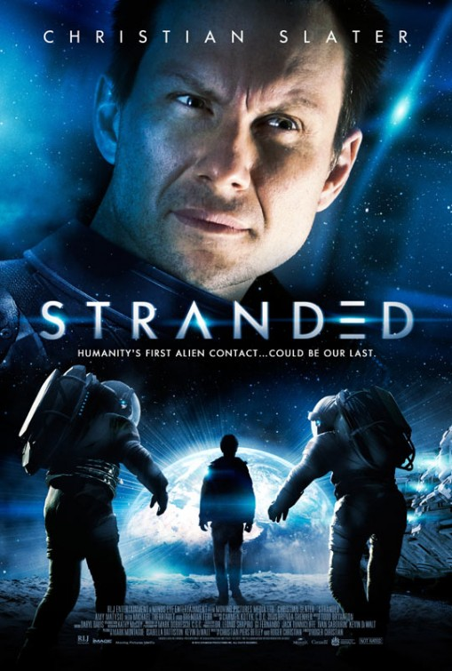 Stranded (2013) Full Movie Poster