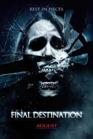 The Final Destination (2009) Full Movie Poster