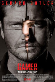 Gamer (2009) Full Movie Poster