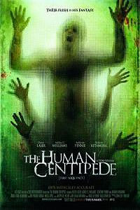The Human Centipede (First Sequence) (2009) Full Movie Poster