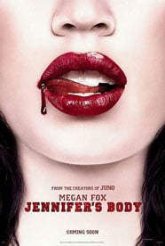 Jennifer's Body (2009) Full Movie Poster