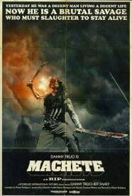 Machete (2010) Full Movie Poster