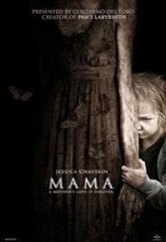 Mama (2013) Full Movie Poster