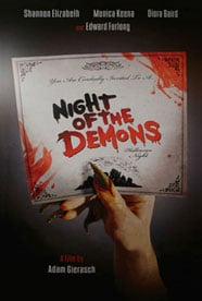 Night of the Demons (2009) (2009) Full Movie Poster