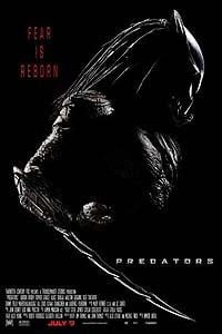 Predators (2010) Full Movie Poster
