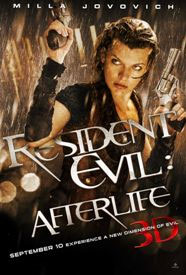 Resident Evil: Afterlife (2010) Full Movie Poster