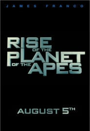 Rise of the Planet of the Apes (2011) Full Movie Poster