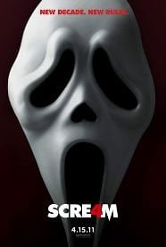 Scream 4 (2011) Full Movie Poster