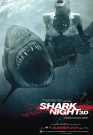 Shark Night 3D (2011) Full Movie Poster