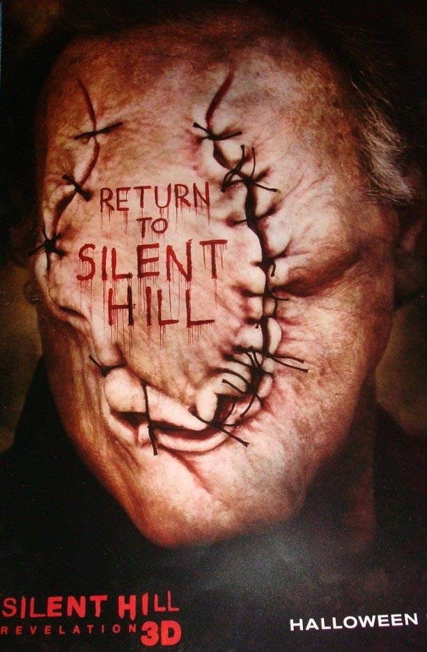 Silent Hill: Revelation (2012) Full Movie Poster