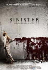 Sinister (2012) Full Movie Poster