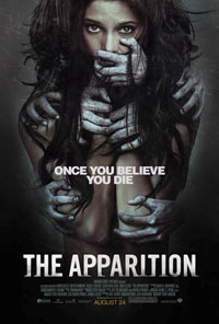 The Apparition (2012) Full Movie Poster