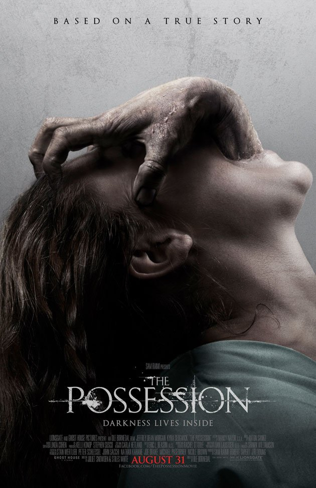 The Possession (2012) Full Movie Poster