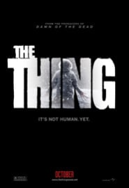 The Thing (2011) Full Movie Poster