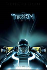 Tron Legacy (2010) Full Movie Poster