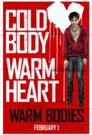 Warm Bodies (2013) Full Movie Poster
