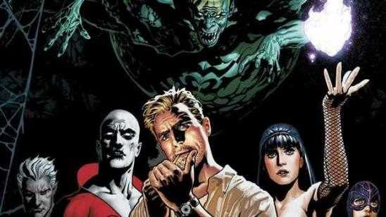 First Footage for JUSTICE LEAGUE DARK Animated Movie [Video]
