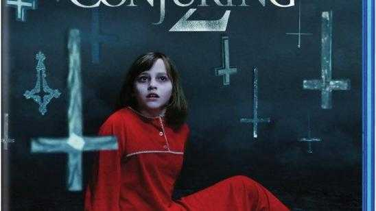 THE CONJURING 2 Blu-ray / DVD / Digital HD Release Details