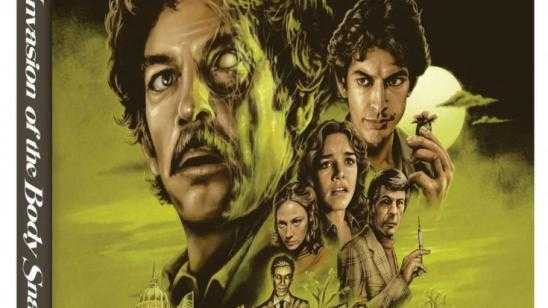 INVASION OF THE BODY SNATCHERS (1978) Collectors Edition Blu-ray Release Details