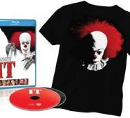 Stephen King's IT Blu-ray Announced / Confirmed!