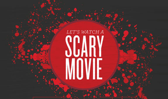 Need Help Picking A Horror Movie Infographic Logo