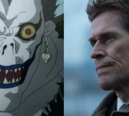 DEATH NOTE Movie Featuring Willem Dafoe as Voice of Ryuk the Shinigami