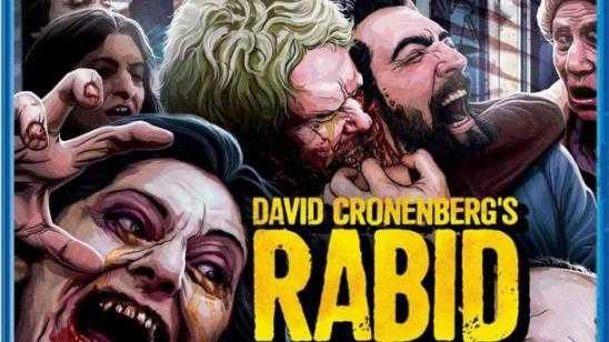 Scream Factory Unleashes David Cronenbergs RABID Blu-ray This November