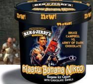 Exciting Horror-Themed Ben and Jerry's Ice Cream Flavors