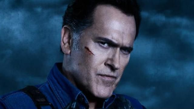 ASH VS EVIL DEAD Season 2 Character Posters Gallery