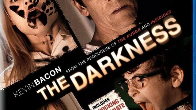 Kevin Bacons THE DARKNESS Blu-ray / Bonus Features Review