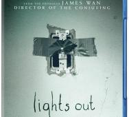 LIGHTS OUT Blu-ray / DVD / Digital HD Release Date Details