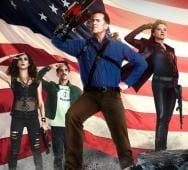 New Key Art / Preview Video for ASH VS EVIL DEAD Season 2