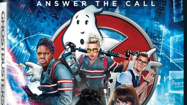 GHOSTBUSTERS Extended Edition 4K Blu-ray / DVD / Digital HD Release Date Details
