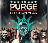 THE PURGE: ELECTION YEAR Blu-ray / DVD / Digital HD / VOD Release Date Details