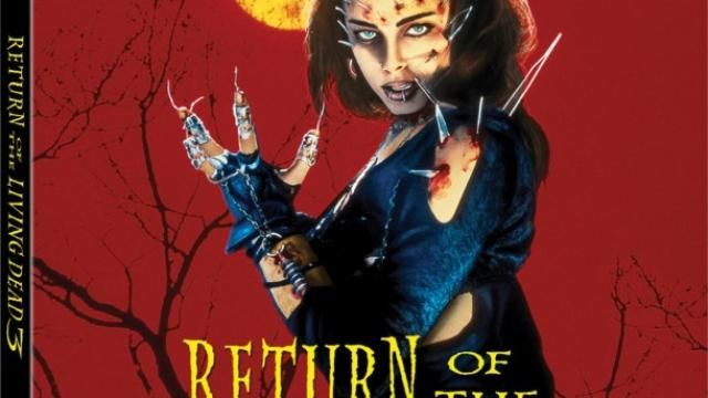 RETURN OF THE LIVING DEAD Blu-ray Release Date Details