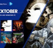 Sony Playstation Now Shocktober Halloween Games 2016