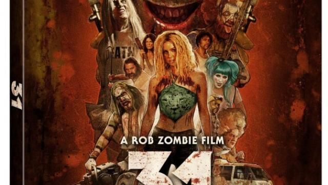 Rob Zombies 31 Blu-ray / DVD Release Date Details