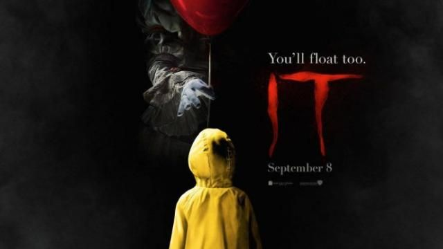New IT Teaser Poster Teases YOULL FLOAT TOO / Video Announces Upcoming Trailer