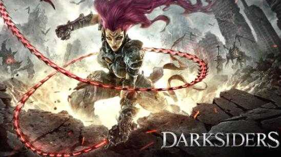 DARKSIDERS 3 Reveal Trailer and FURY Introduction